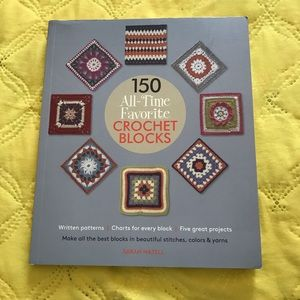 Other - 150 All-Time Favorite Crochet Blocks-Sarah Hazell